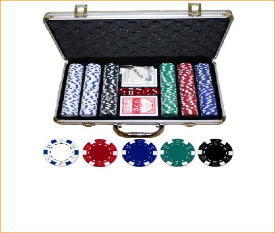 Contenu Jetons Poker